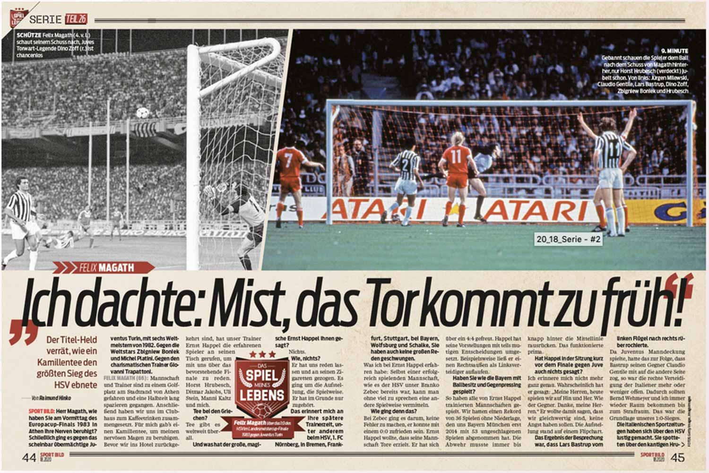 FA Global Soccer - Flelix Magath - Das Spiel seines Lebens